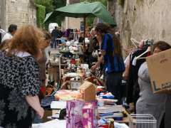 photo de Brocante de Saint Claude